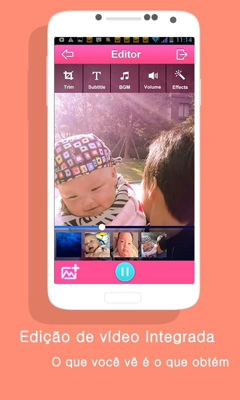 VideoShowPro:Free Video Editor - Imagem 1 do software