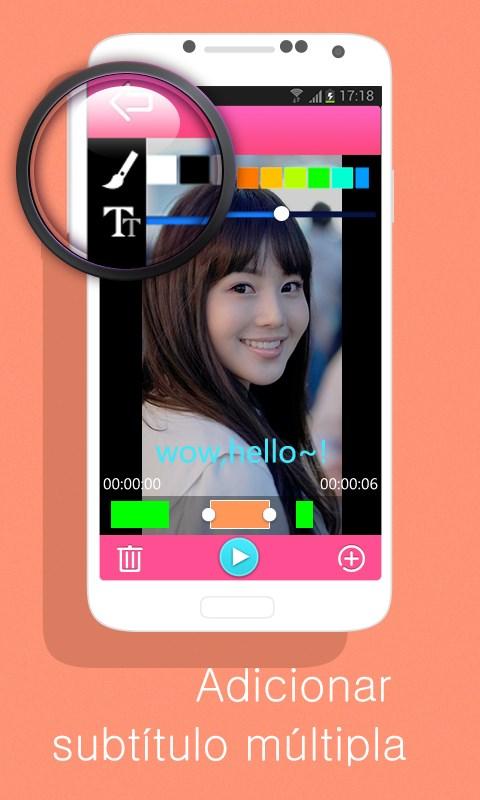 VideoShowPro:Free Video Editor - Imagem 2 do software