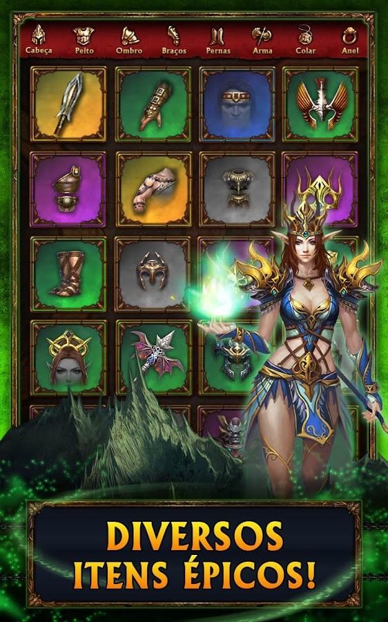 ETERNITY WARRIORS 3 - Imagem 2 do software