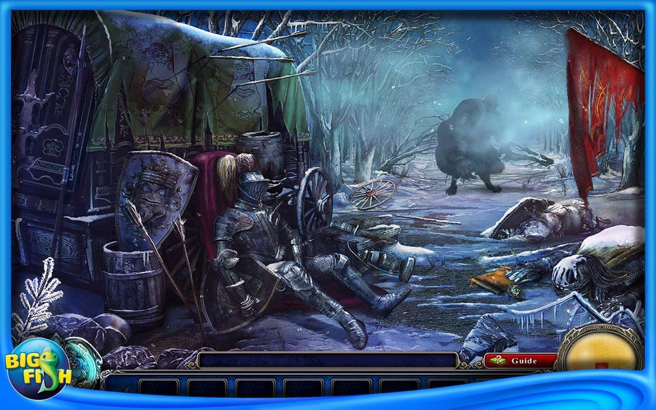 Dark Parables: Snow Queen CE - Imagem 1 do software