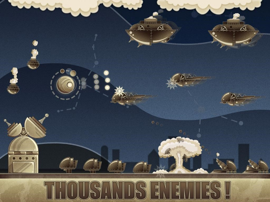 Evil Moon Steampunk Defense - Imagem 1 do software