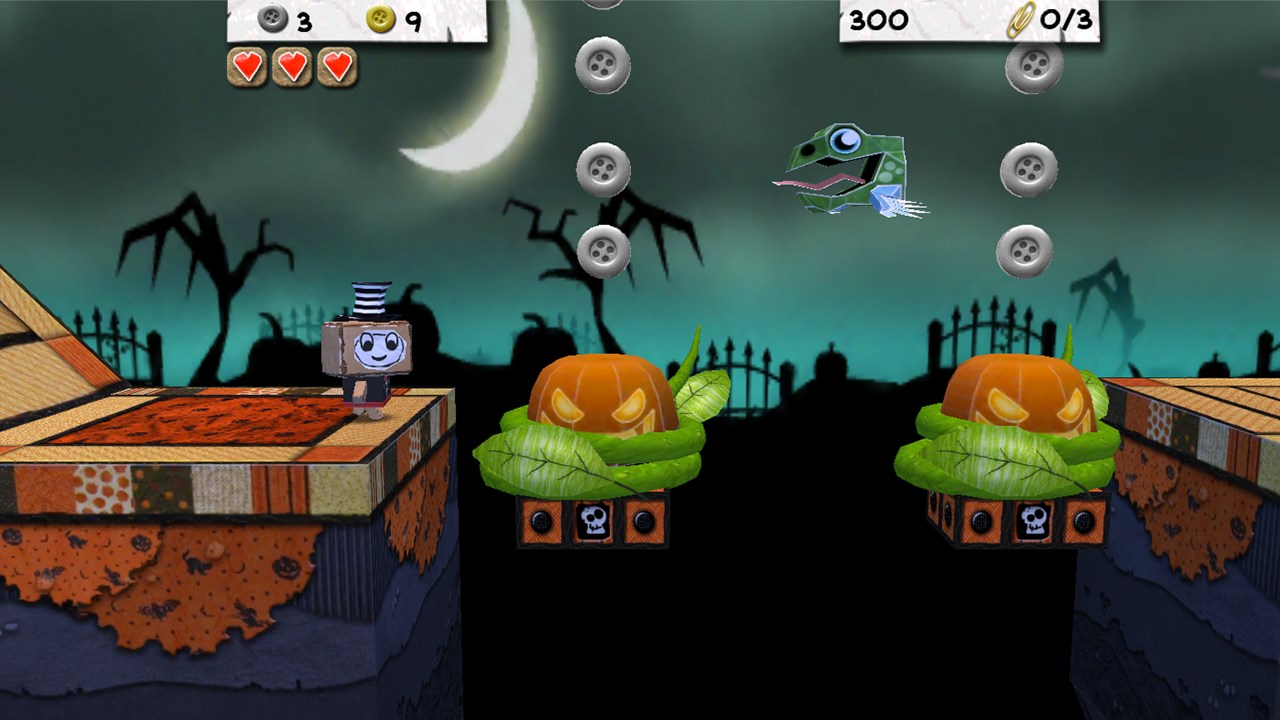 Paper Monsters 3d platformer - Imagem 1 do software