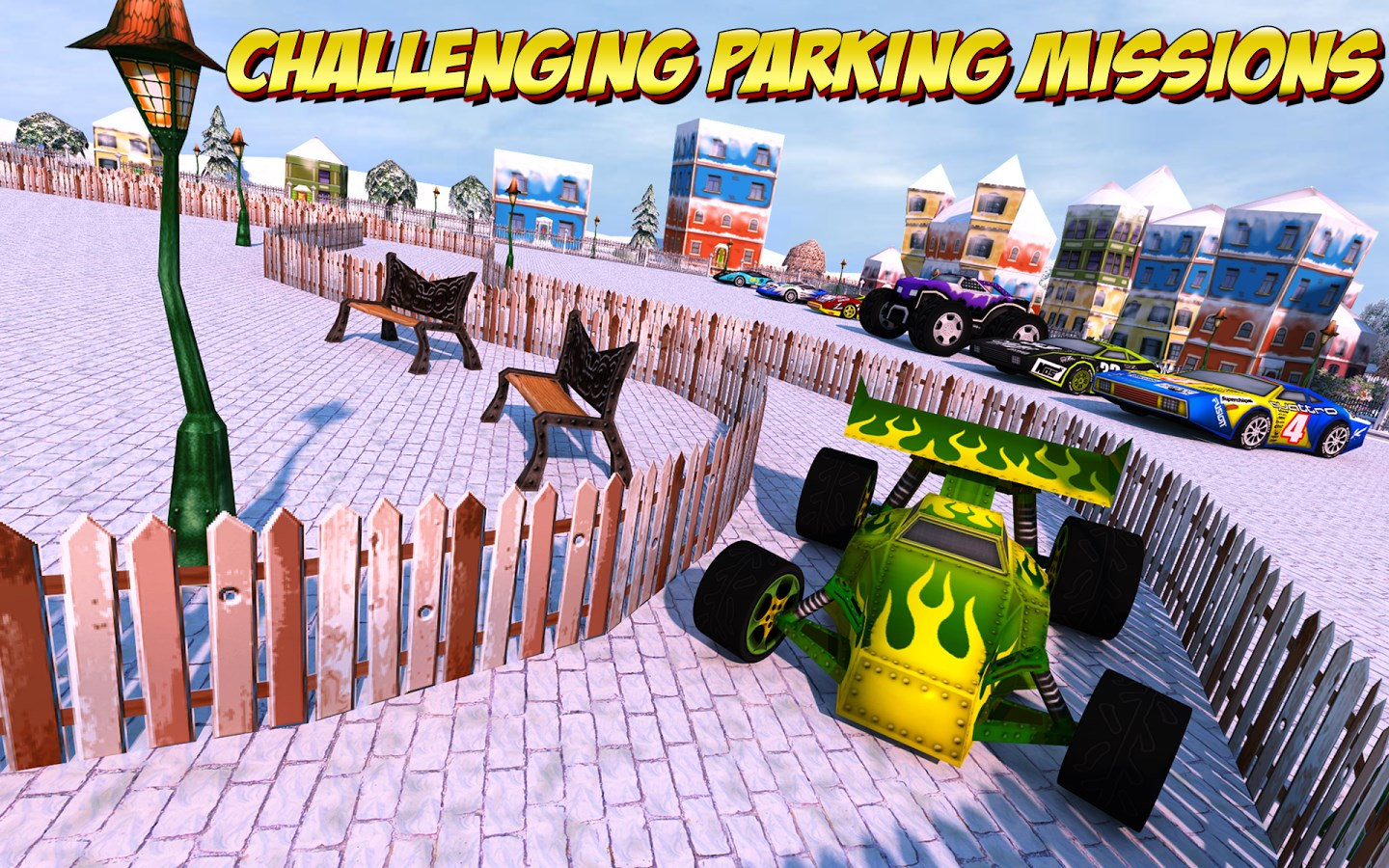 Toy Car Parking 2014 - Imagem 1 do software