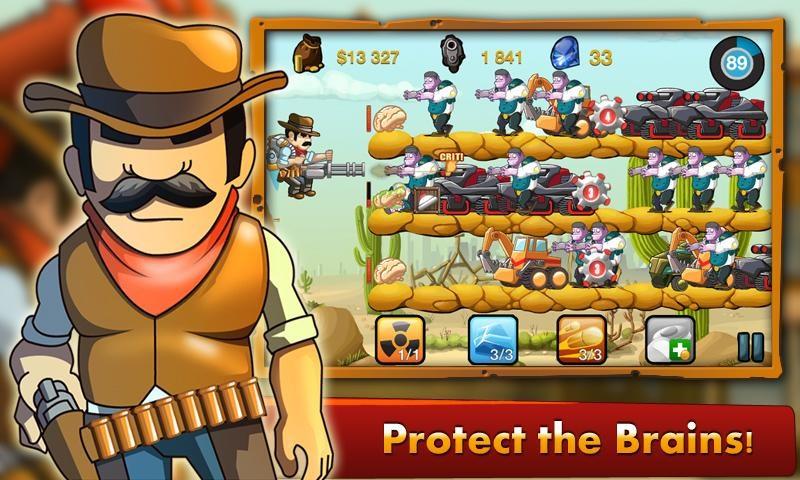Cowboy JED-GO: Untouchable - Imagem 1 do software