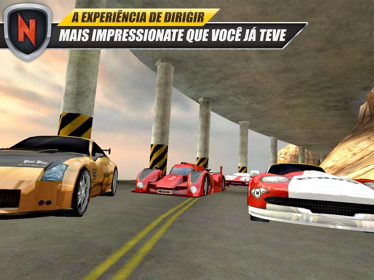 Real Car Speed: Need for Racer - Imagem 1 do software