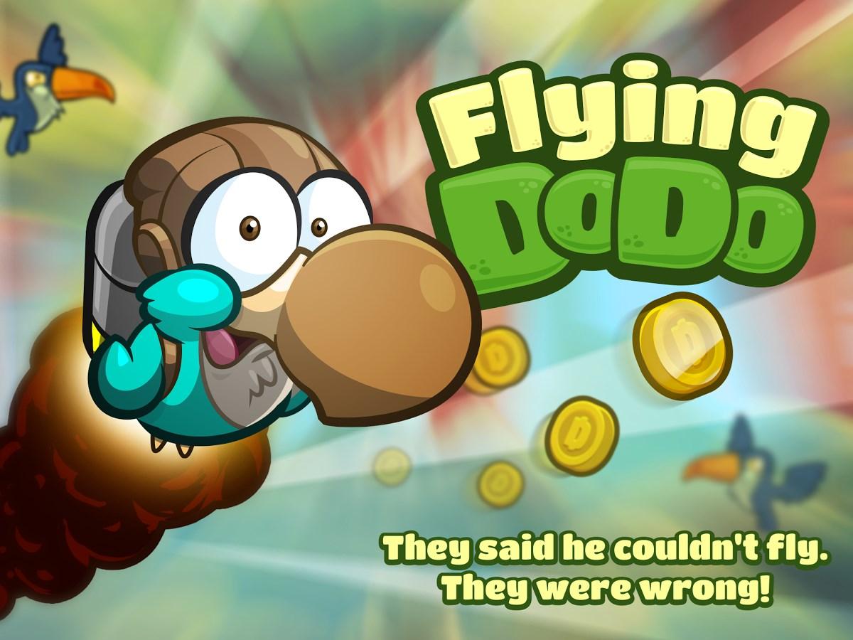 Flying Dodo: Wilbur`s Fun Ride - Imagem 1 do software