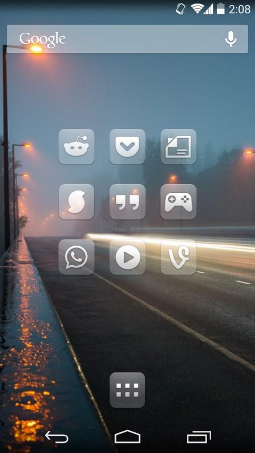 Glasklart Go Nova Apex Theme - Imagem 2 do software