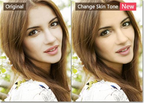 Portrait+ - Imagem 2 do software