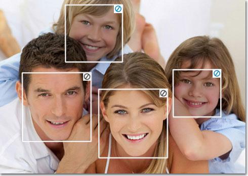 Portrait+ - Imagem 3 do software
