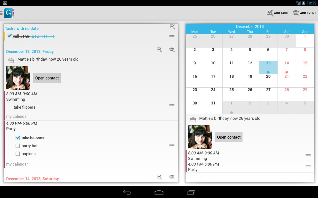Day by Day Organizer - Imagem 1 do software