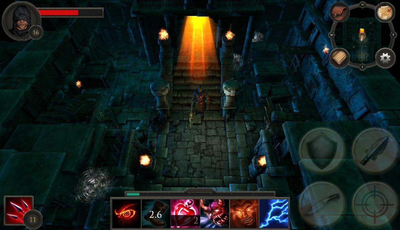 Rogue: Beyond The Shadows - Imagem 1 do software