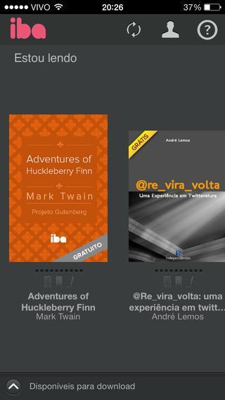 iba e-books - Imagem 1 do software