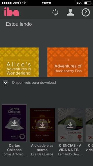 iba e-books - Imagem 2 do software