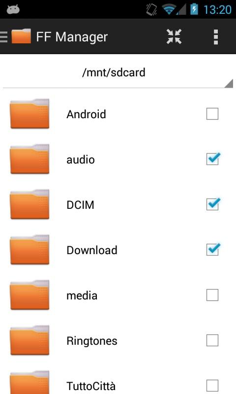 Floating File Manager Free - Imagem 1 do software