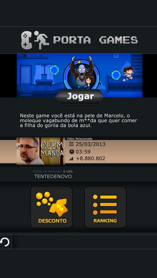 Porta Games - Imagem 2 do software