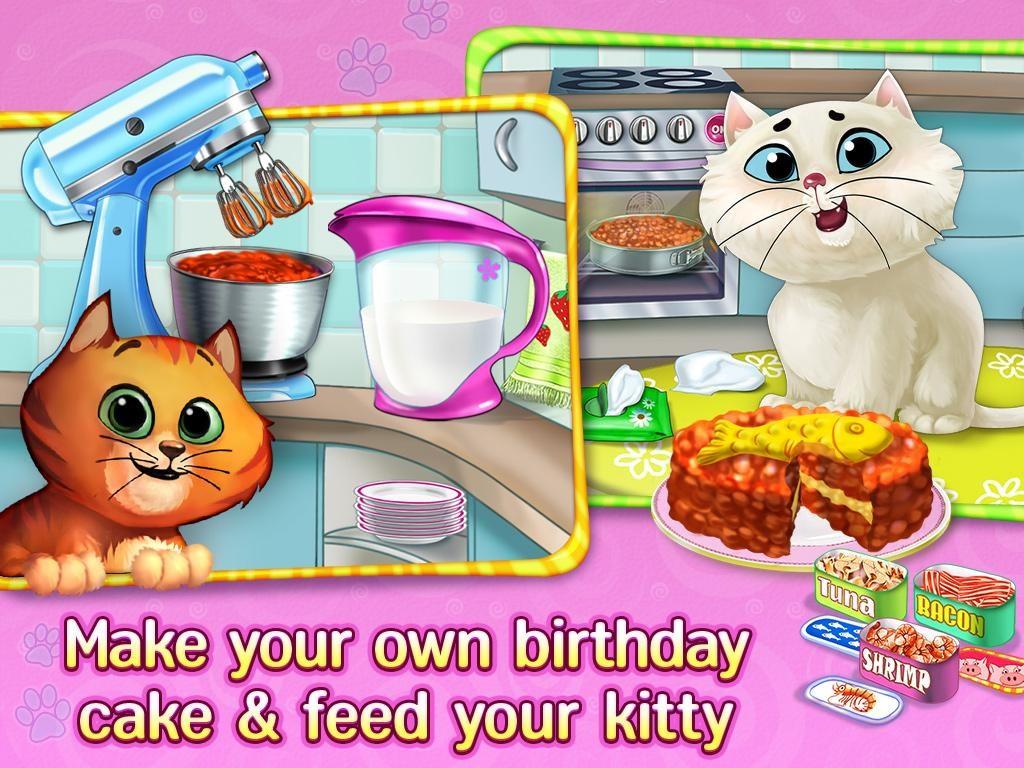 Kitty Cat Birthday Surprise - Imagem 1 do software