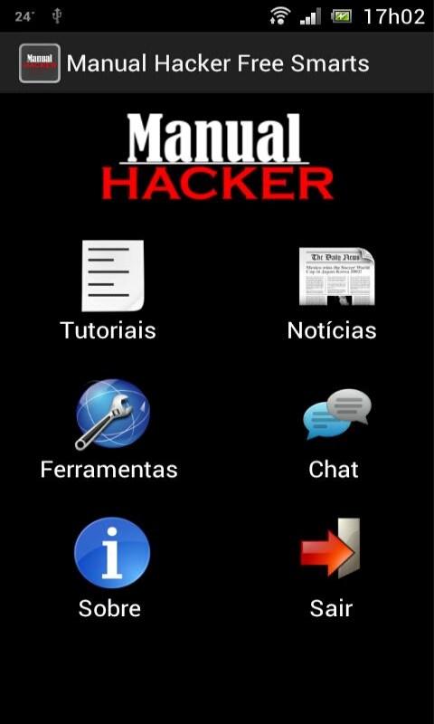 Manual Hacker Free Smarts - Imagem 1 do software