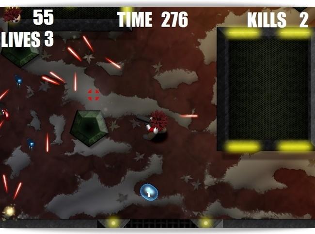 Super Ricochet Arena - Imagem 1 do software
