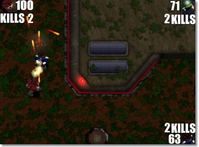 Super Ricochet Arena - Imagem 2 do software