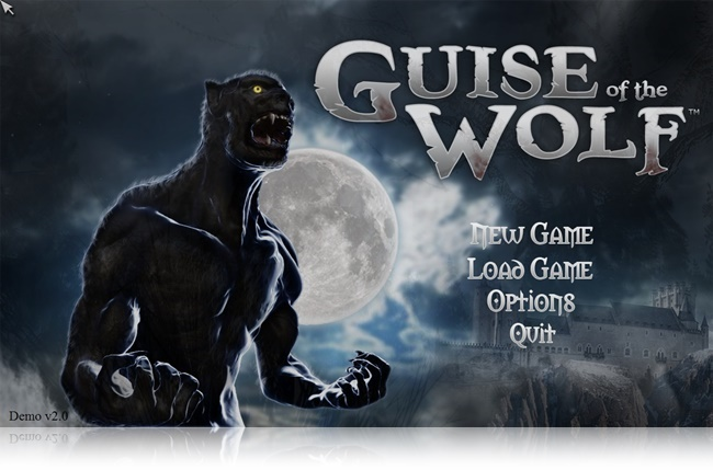 Guise of the Wolf - Imagem 1 do software