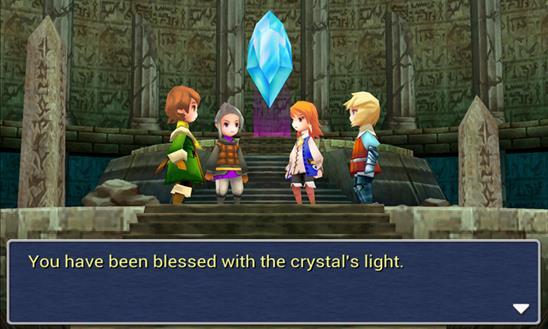 Final Fantasy III - Imagem 3 do software