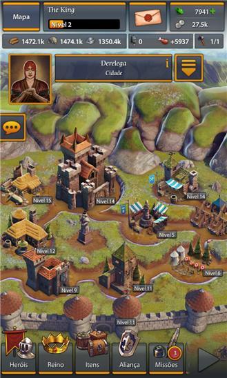 Throne Wars - Imagem 2 do software