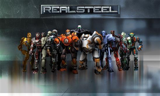 Real Steel - Imagem 1 do software
