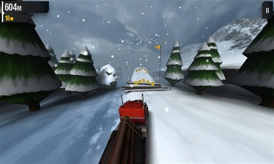 Ice Road Truckers - Imagem 1 do software