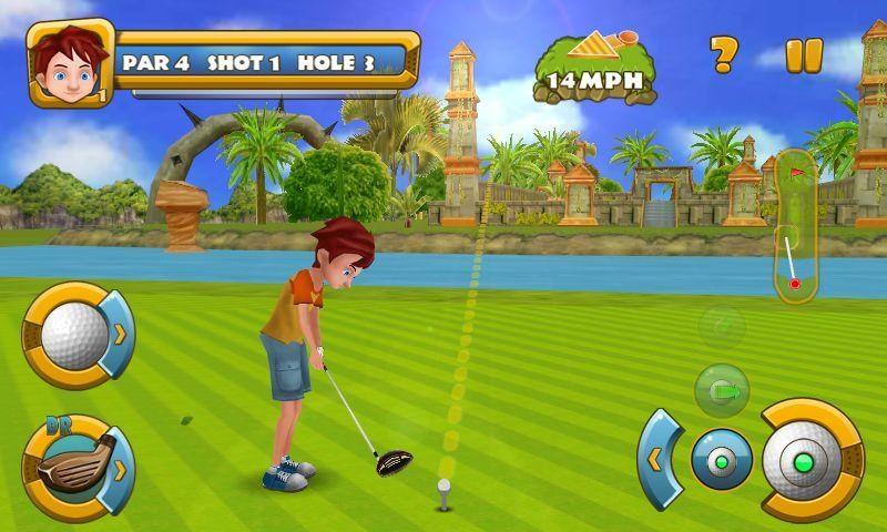 Golf Championship - Imagem 1 do software
