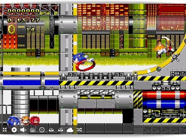 SSega - Imagem 1 do software
