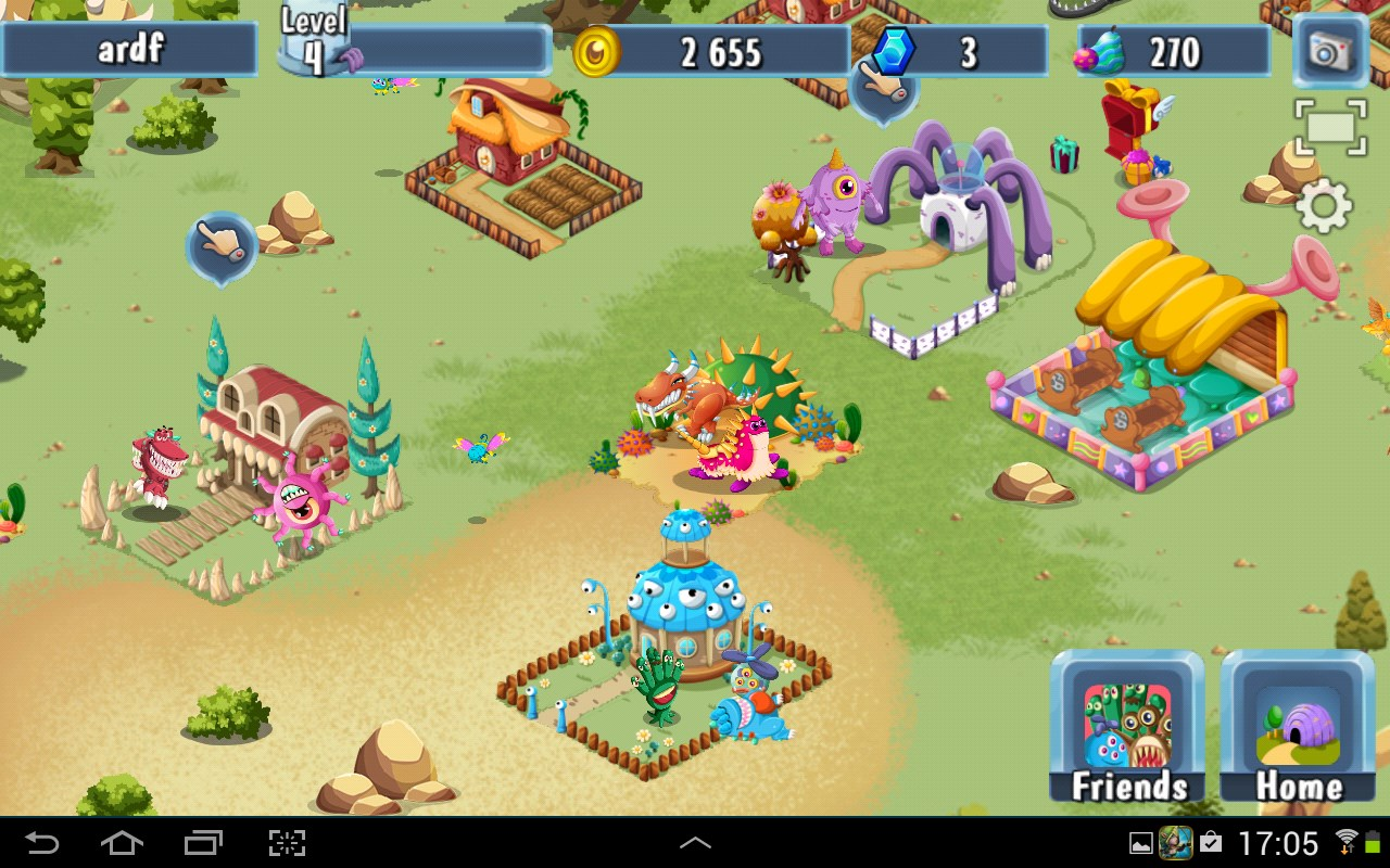 Monster Land - Imagem 1 do software