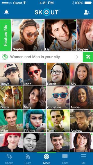 Skout - Meet, Chat, Friend - Imagem 1 do software