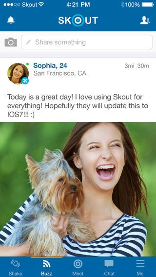Skout - Meet, Chat, Friend - Imagem 2 do software