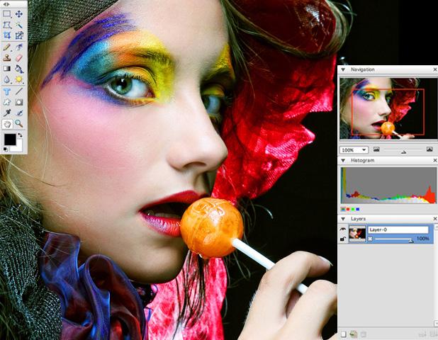 ArcSoft PhotoStudio - Imagem 1 do software