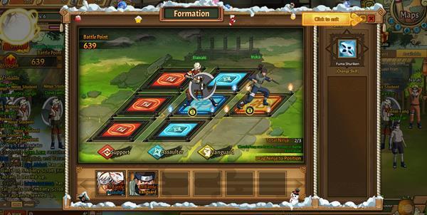 Ultimate Naruto - Imagem 2 do software