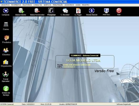 b1ef5793e0c495 Tcommerce - Automação Comercial Gratuito Download para Windows em ...