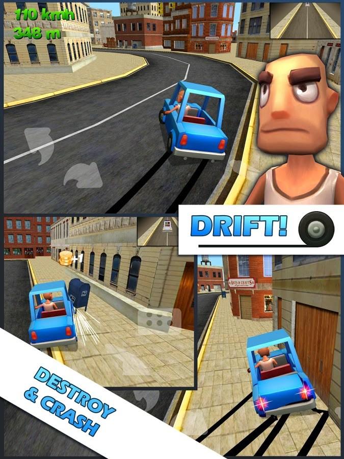 Driving Reckless - Imagem 1 do software