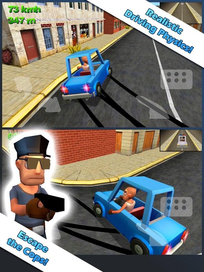 Driving Reckless - Imagem 2 do software