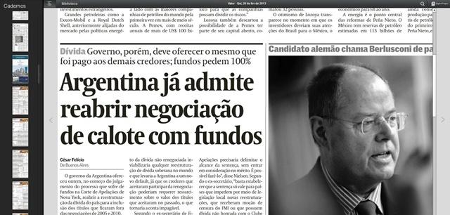 iba Jornais - Imagem 1 do software