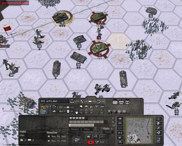 Germany at War: Barbarossa 1941 - Imagem 1 do software