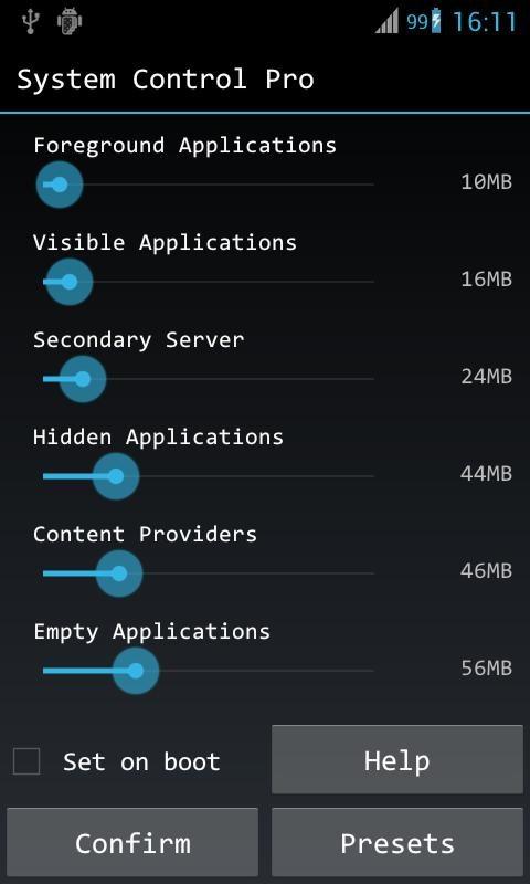 System Control Free - Imagem 2 do software