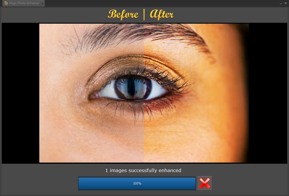 Magic Photo Enhancer