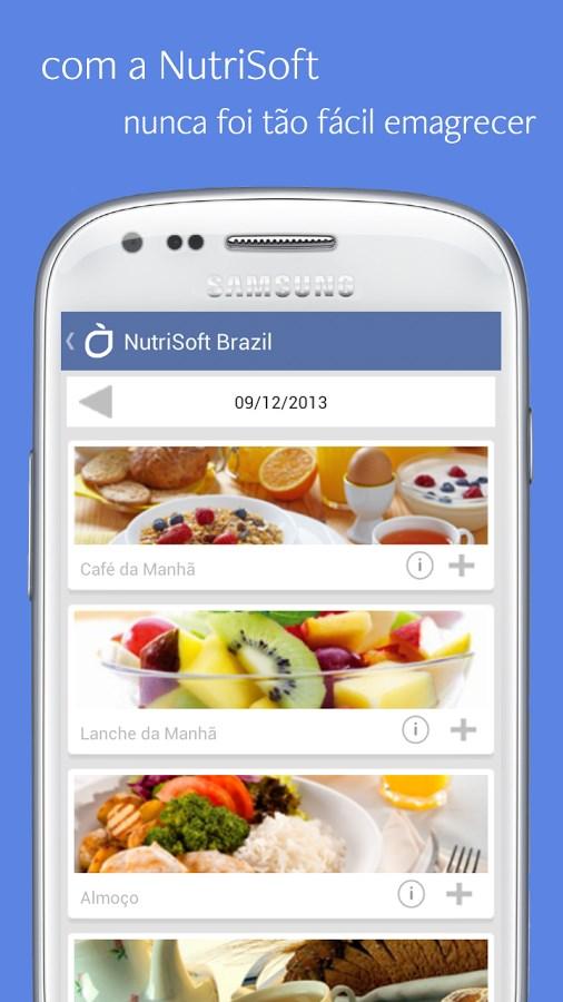 Dieta e Emagrecer - Imagem 1 do software
