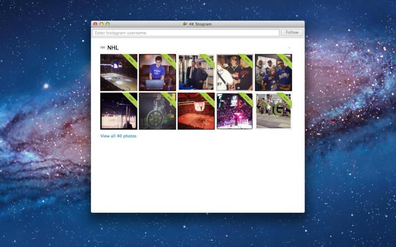 4K Stogram - Imagem 2 do software