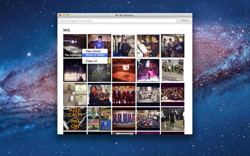4K Stogram - Imagem 1 do software