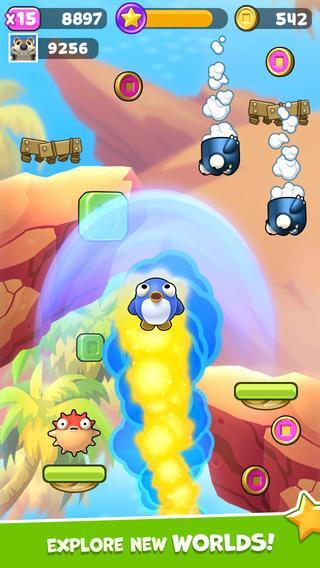 Mega Jump 2 - Imagem 2 do software