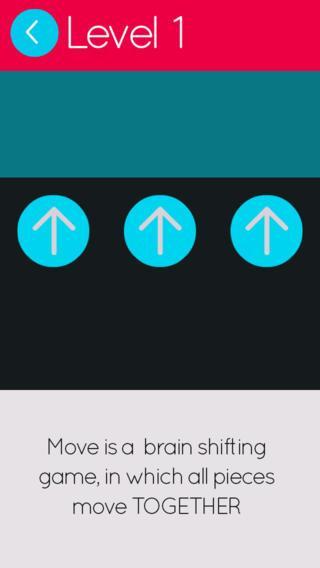 Move: A Brain Shifting Game - Imagem 1 do software