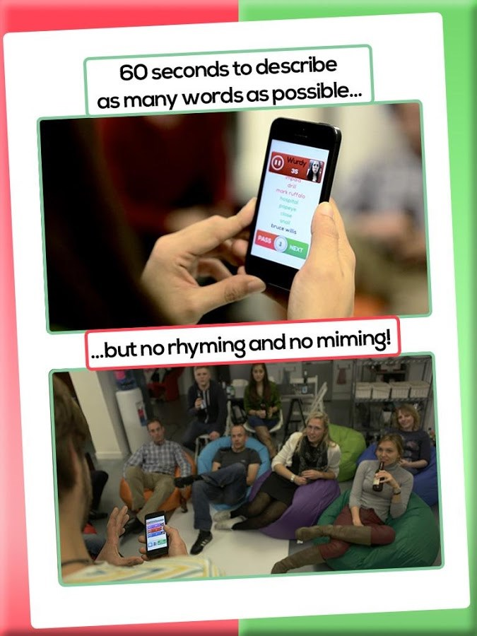 Wurdy - Social Party Word Game - Imagem 1 do software