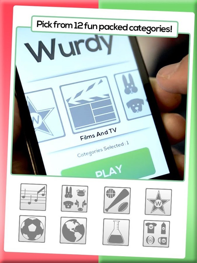 Wurdy - Social Party Word Game - Imagem 2 do software