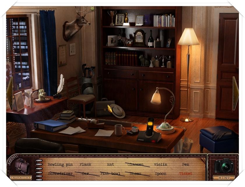 Minds Eye - Secrets of the Forgotten - Imagem 2 do software
